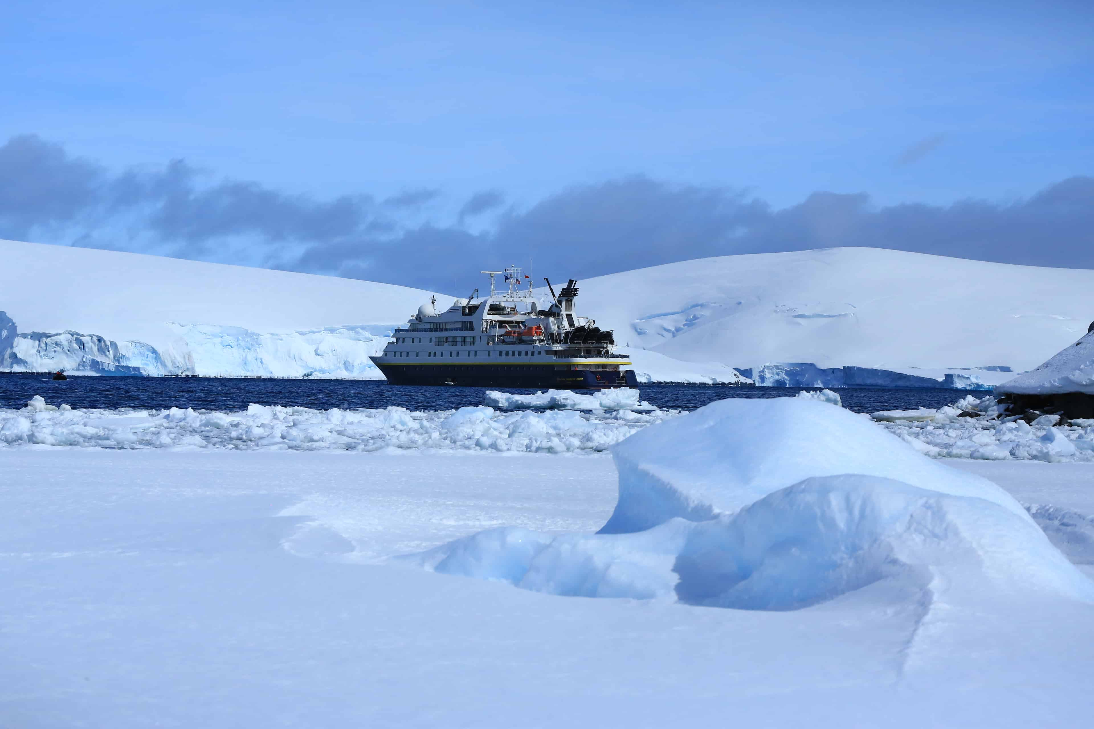 Lindblad's National Geographic Orion