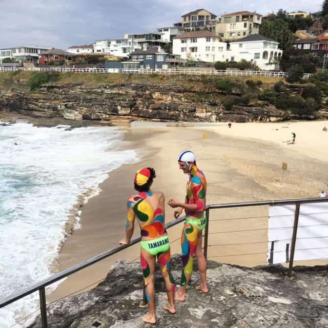 Time to Wander is doing todays rainbow walk from Bondihellip