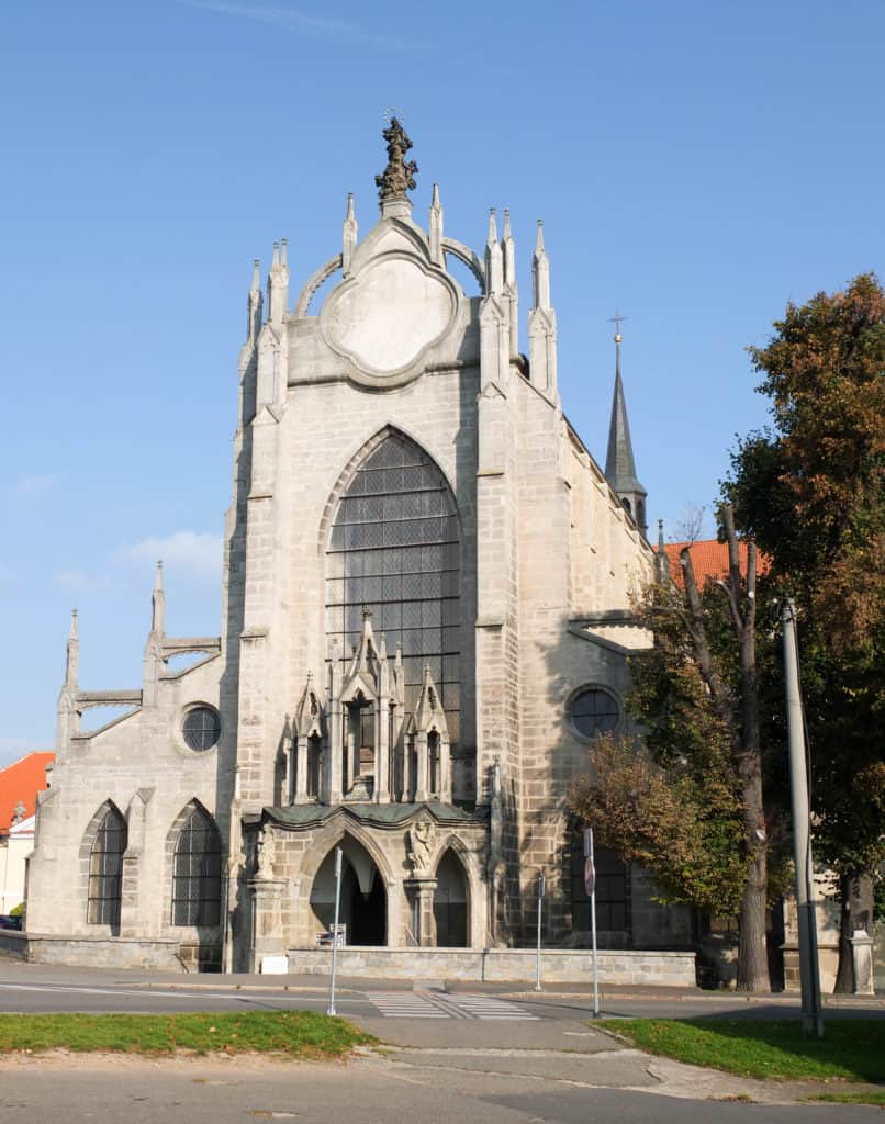 The Cathedral of Assumption of our Lady and Saint John the Baptist.