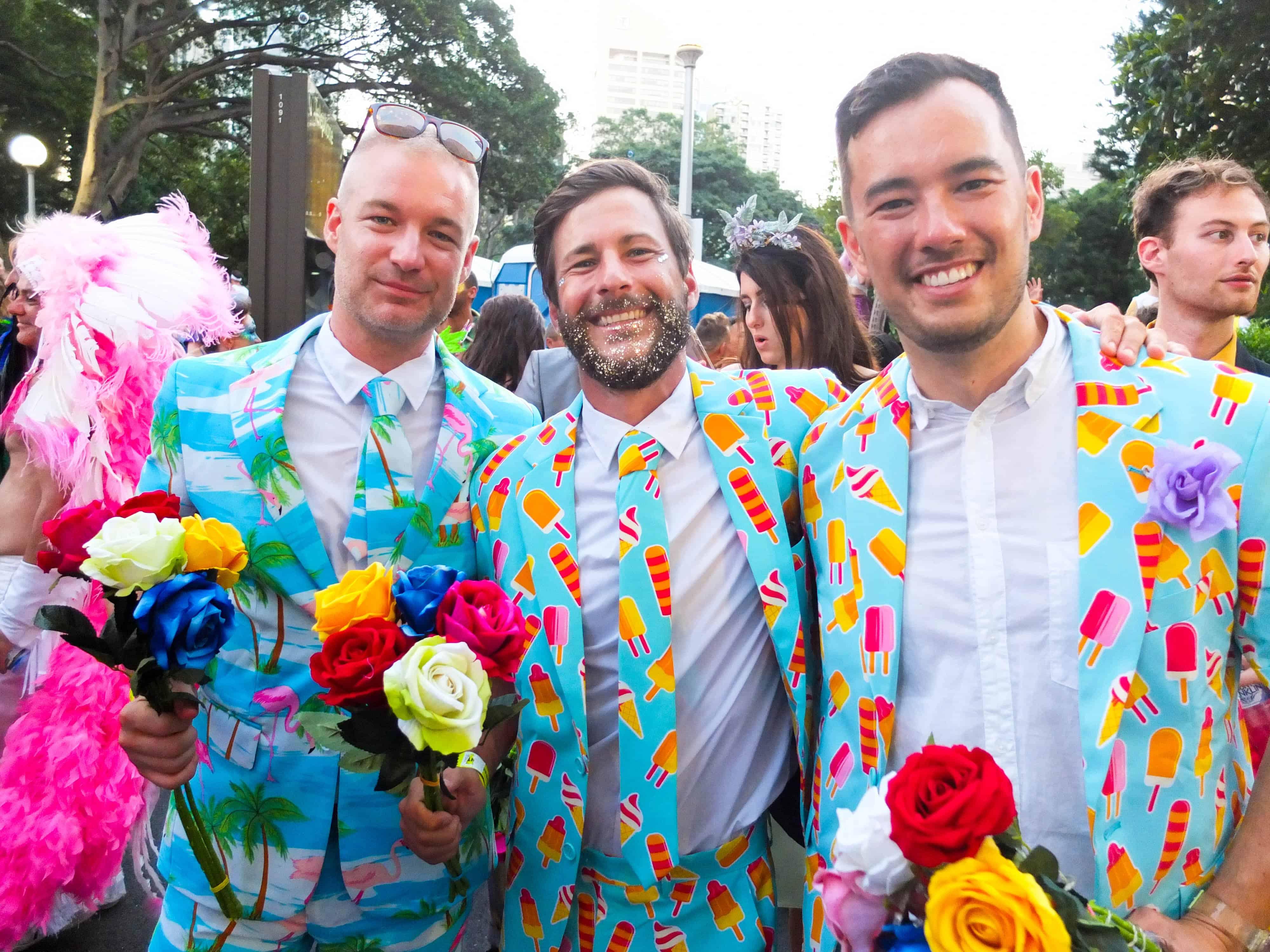 Best pics of Sydney Mardi Gras - Time to Wander