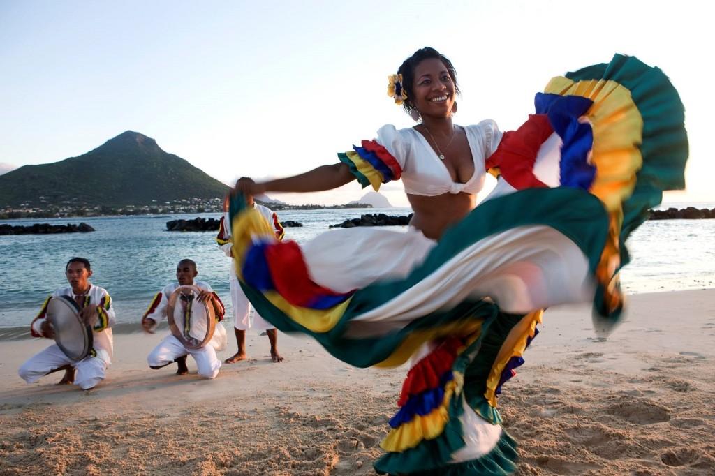 Dance the sega.