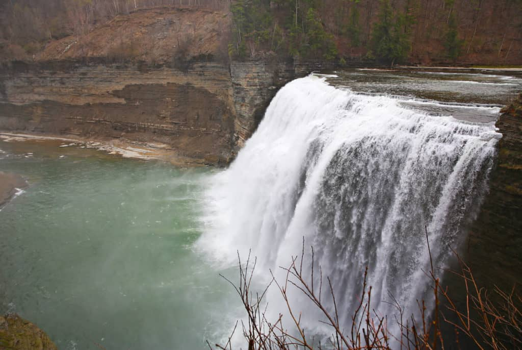 Letchworth State Park.