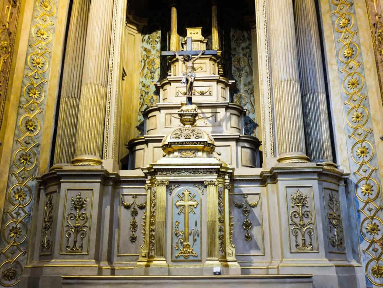 Braga's stairway to heaven
