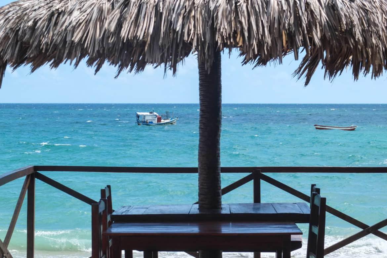 Hot spots in the Tropics